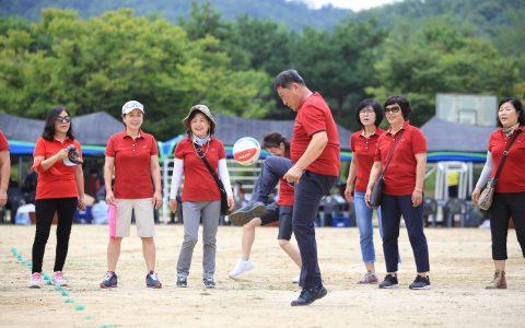 2018 제20회 안정초등학교총동창회 체육대회